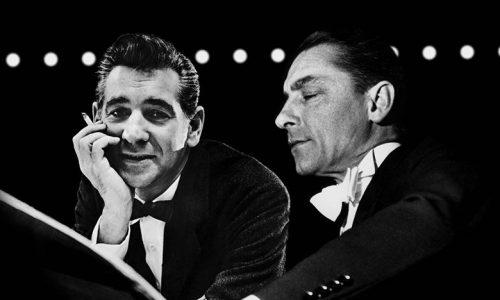 Bernstein Karajan 2