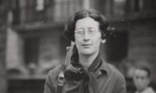 Simone Weil l'irreguliere