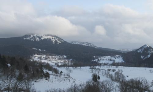 Une tournée dans la neige 2