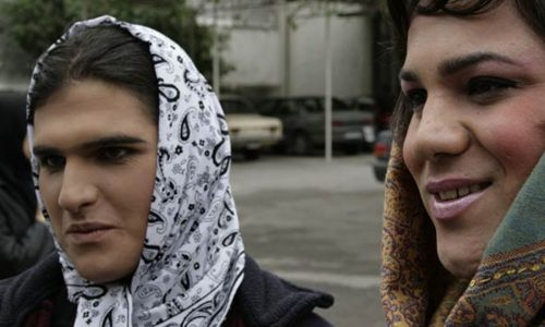 transsexuel en iran
